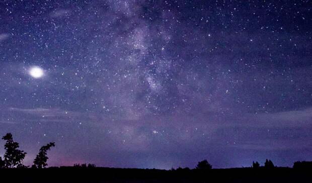Наблюдайте ночью: приморские синоптики назвали время идату уникального зрелища