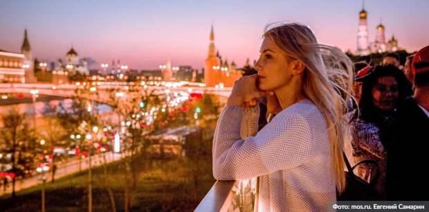 Наталья Сергунина: комплексное развитие Москвы способствует диверсификации туристической отрасли.Фото: Е. Самарин mos.ru