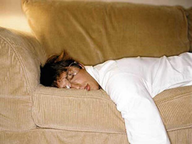 Дневной сон — вред или польза?
