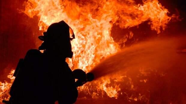В ТЦ Томска потушено возгорание на площади 200 кв. м