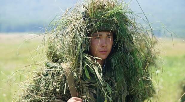Снайперы и гранатометчики ВВО отработали взаимодействие на учениях в Бурятии