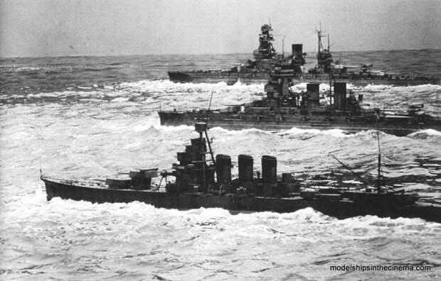 Морские сражения. Победа, ставшая поражением