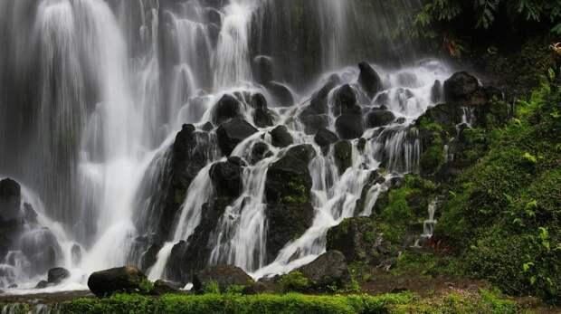 Красивые фотографии водопадов и интересные факты о них