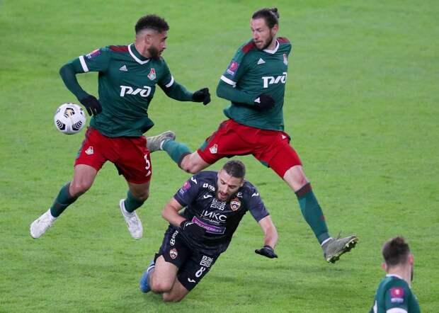 «Локомотив» показал, что осталось за кадром победного матча над ЦСКА в БЕТСИТИ Кубке России