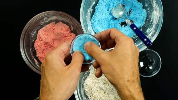 Ароматные бомбочки для ванны своими руками. Идеальный подарок