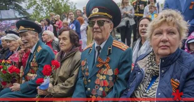 Не все севастопольские ветераны попадут на главную трибуну в День Победы