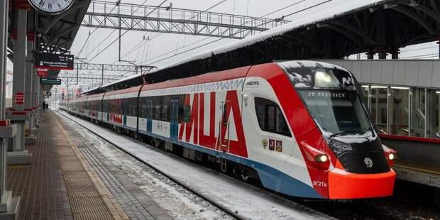 Расписание поездов от станции Красный Балтиец изменится в первой половине мая