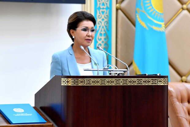 Президент Казахстана прекратил полномочия председателя сената Дариги Назарбаевой