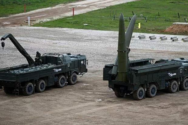 Армения назвала условие применения «Искандеров» вКарабахе