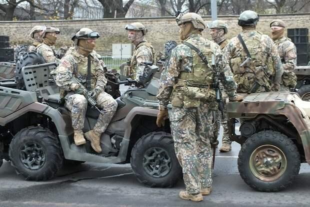В Нью-Йорк вводятся войска