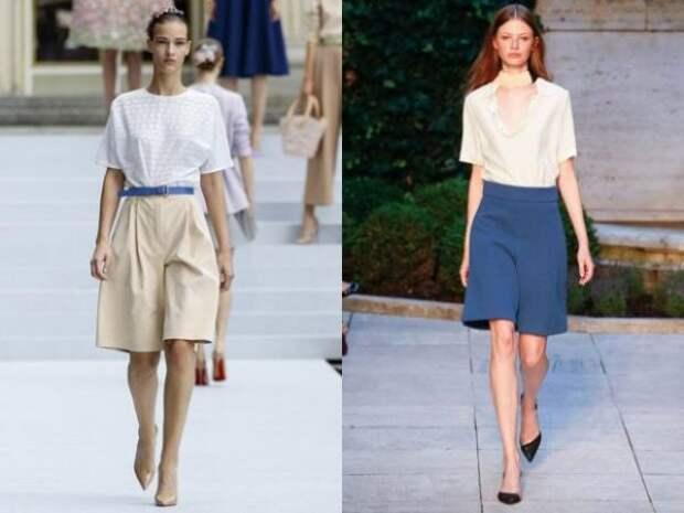 Модные бриджи 2021 женские: тренды, новинки