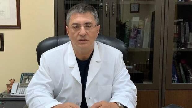 Доктор Мясников указал на необычные предвестники инсульта