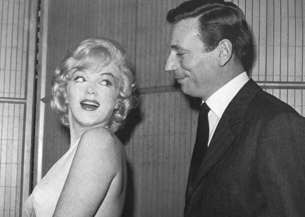 Великая любовь Ива Монтана и Симоны Каминкер: Почему коварство Мэрилин Монро не разлучило их