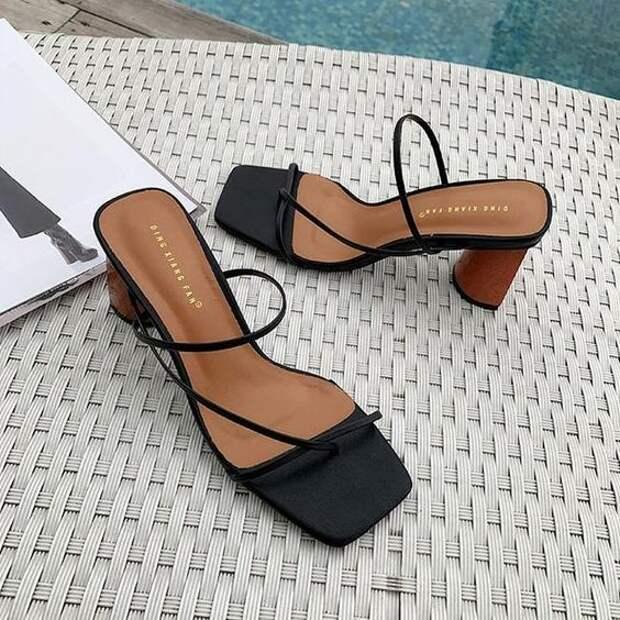 Модная обувь 2021 – актуальные обувные тренды