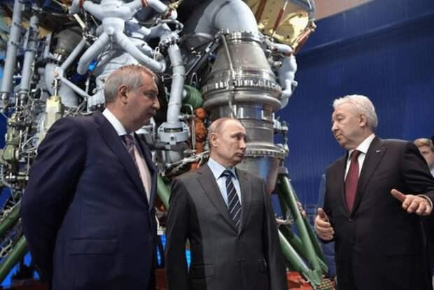 Россия и новая космическая гонка
