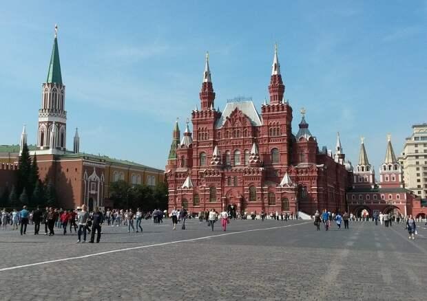 В России одобрили проект археологического музея под Кремлем