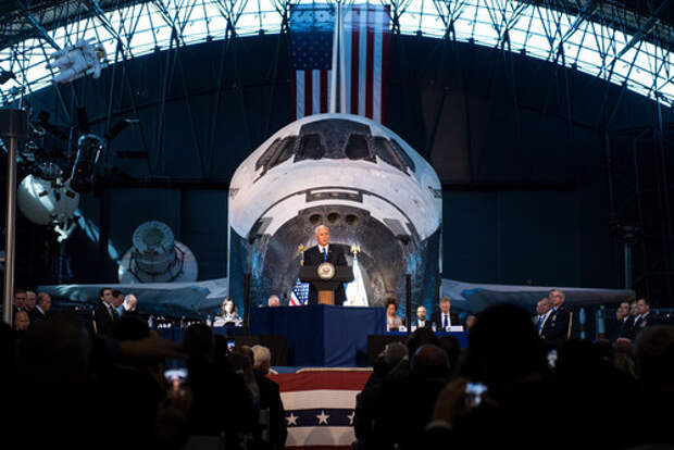 США возвращаются на Луну