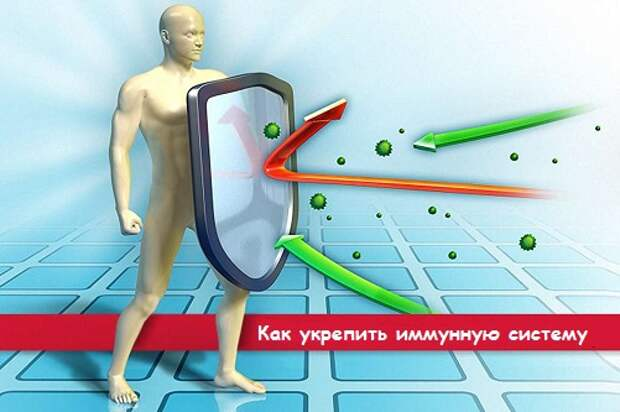 10 простых способов укрепить иммунную систему