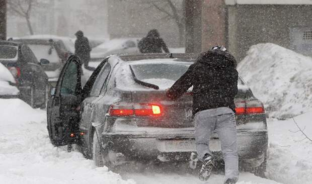 Зимние лайфхаки для автомобилистов