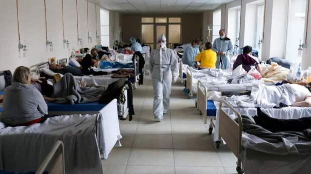 Украинский минздрав изучит комбинирование вакцин от COVID-19