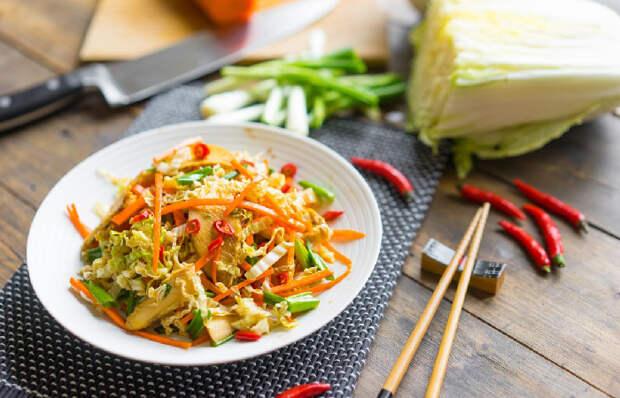 5 азиатских салатов, благодаря которым организм почувствует себя легко и бодро