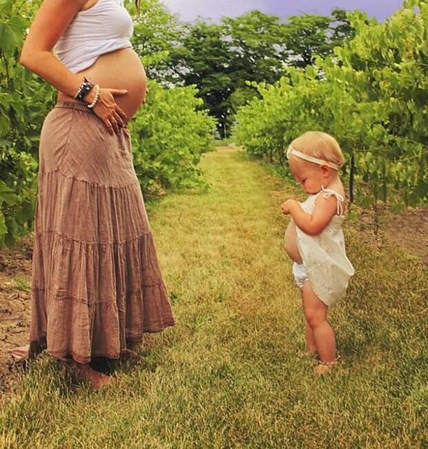 мамы и дочки фото (13)