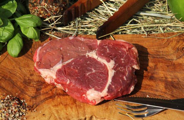 Стейк вкуснее, если солить за 40 минут до жарки или сразу после: проверяем на вкус