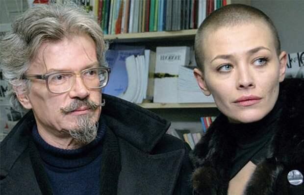 Эдуард Лимонов и Екатерина Волкова./ Фото: ivgortrans.ru