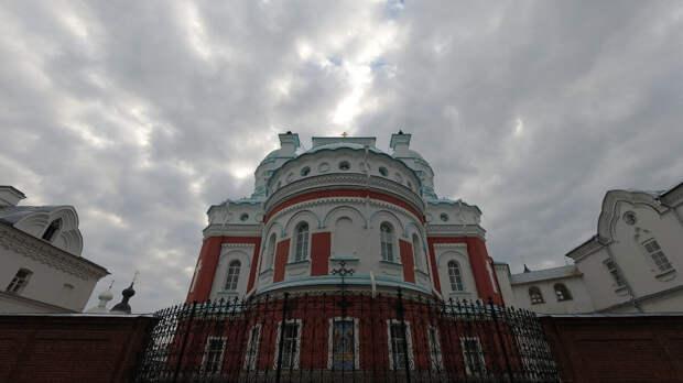 Валаамский Спасо-Преображенский мужской  монастырь