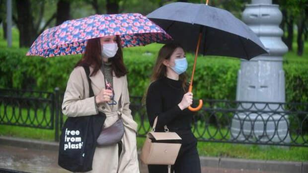 В Москве в среду ожидается до +8°С