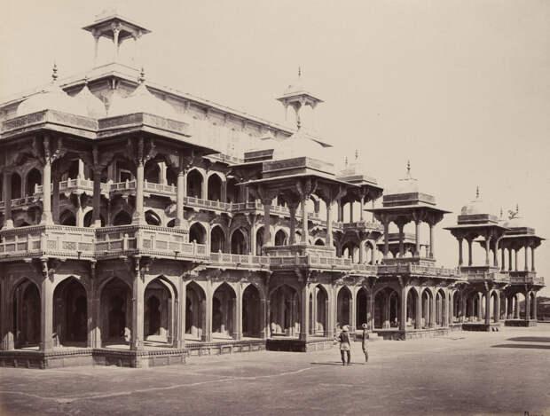 Albom fotografii indiiskoi arhitektury vzgliadov liudei 57