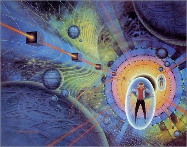 Как выйти в квантовое поле и выбрать там необходимую для себя реальность?