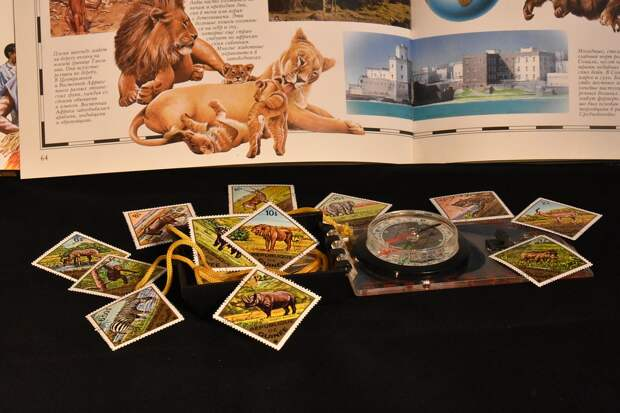 Культурный центр «Северный» представит виртуальную выставку уникальных марок