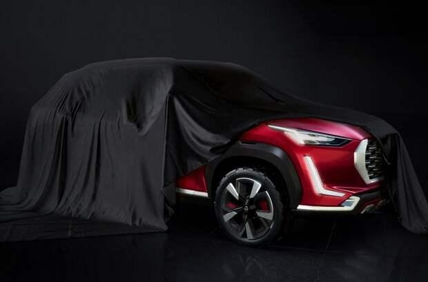 Появились новые данные о самом маленьком кроссовере Nissan