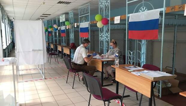 Более 11 тыс наблюдателей присутствуют на избирательных участках в Подмосковье