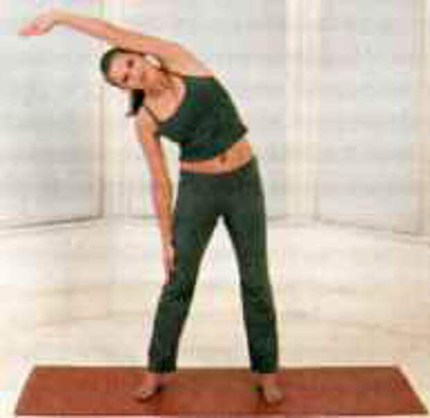 Упражнения, стимулирующие лимфоток