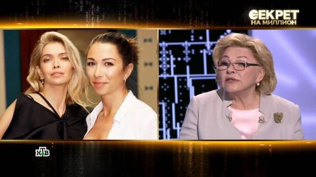 Актриса Драпеко поделилась рецептом протертых яблок с мамой Веры Брежневой
