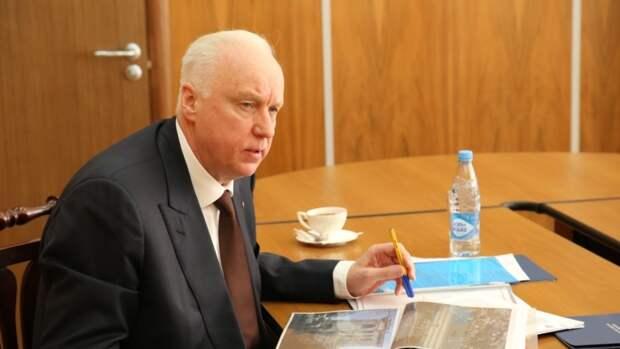 Председатель СК РФ назвал коронавирус «настоящим испытанием» для врачей