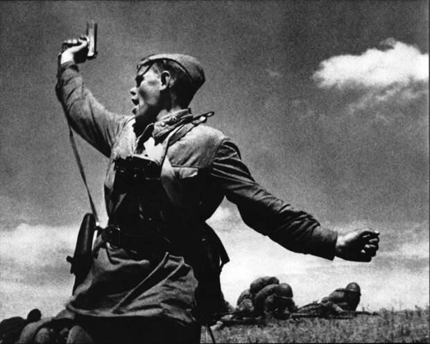 """История одного фото война, история, фото """"Комбат"""""""