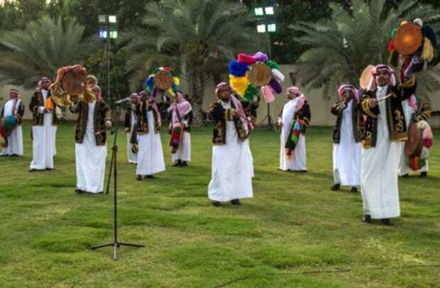 Традиции саудитов, непонятные для нас