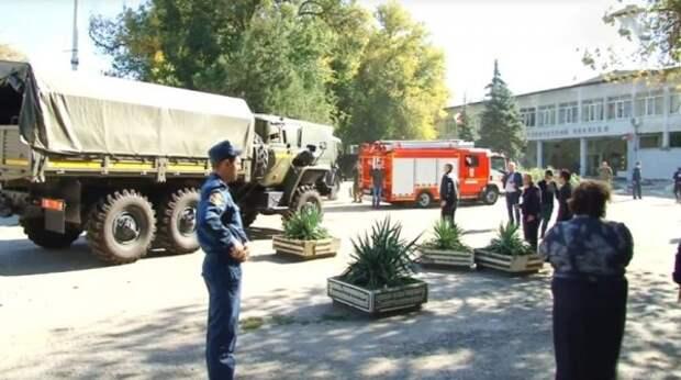 Очевидцы рассказывают страшные подробности взрыва в Керчи