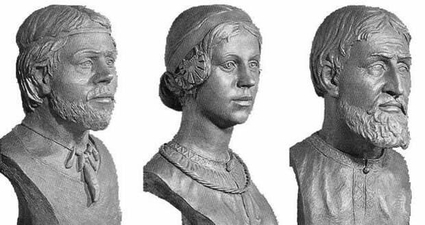 Первые москвичи