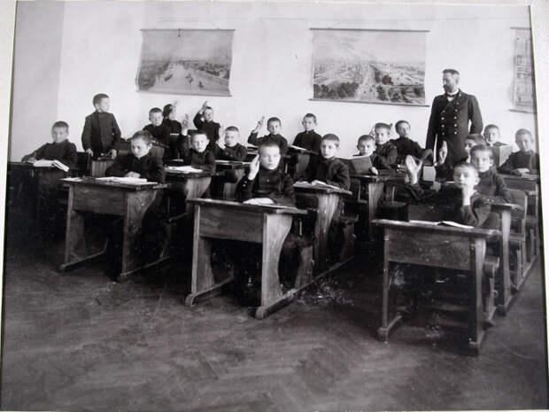 Мужская гимназия, XIX век