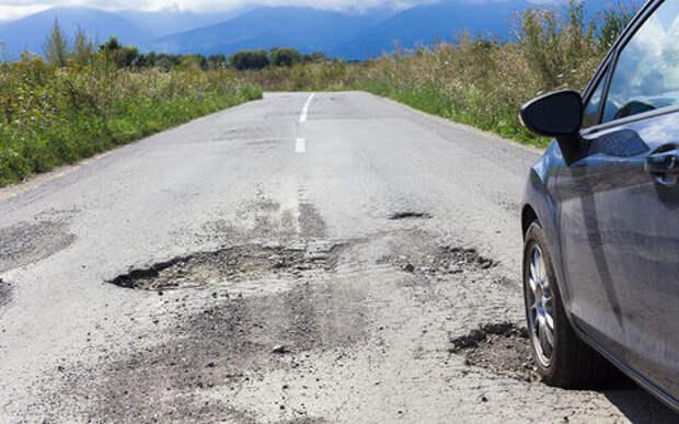 Регионы, которые не ремонтируют дороги, накажут рублем