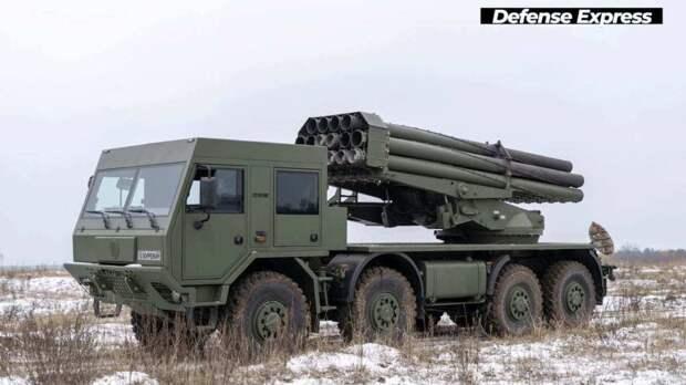 Российский эксперт отреагировал на испытания украинской реактивной системы «Буревій»
