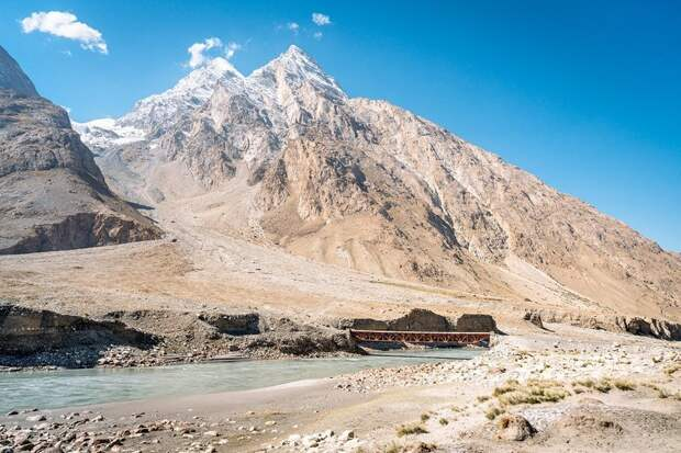 Путешествие по Ваханскому коридору Ваханский коридор, афганистан, вид, горы, природа, путешествие, фотомир