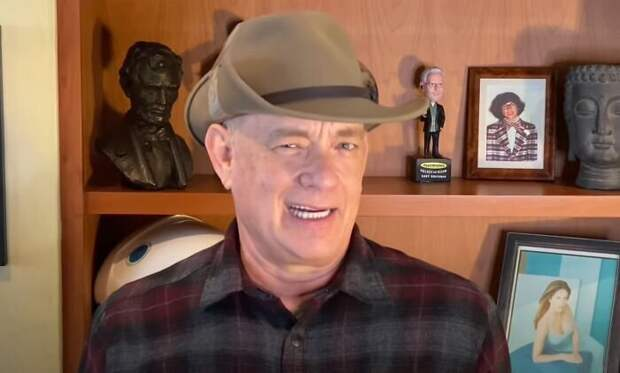 «Не пугайтесь»: победивший коронавирус Том Хэнкс рассказал о жизни на карантине