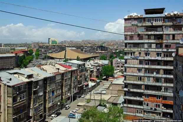 Yerevan11 Фотопрогулка по Еревану