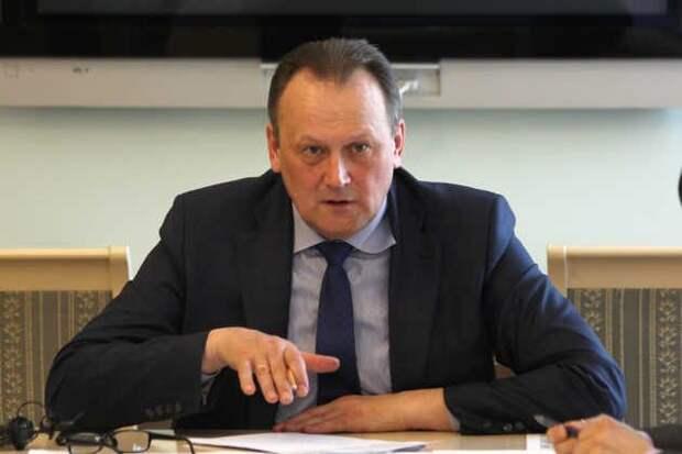 Экс-главу Выборгского района заподозрили в хищении 700 миллионов рублей