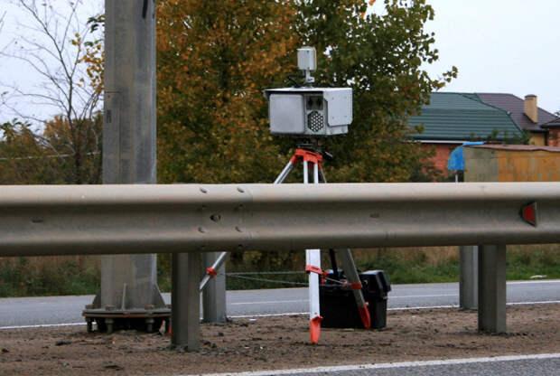 Путин приказал отменить штрафы со спрятанных камер
